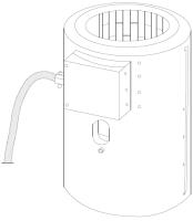 Resistenze a fascia in ceramica